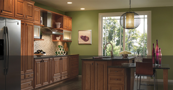 Quickship Kitchen Cabinets