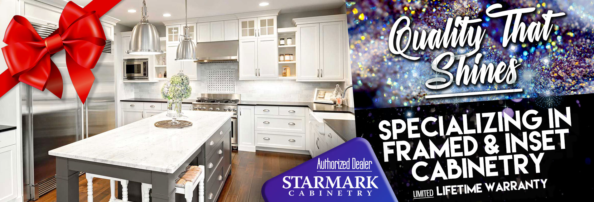 Starmark Inset Cabinetry