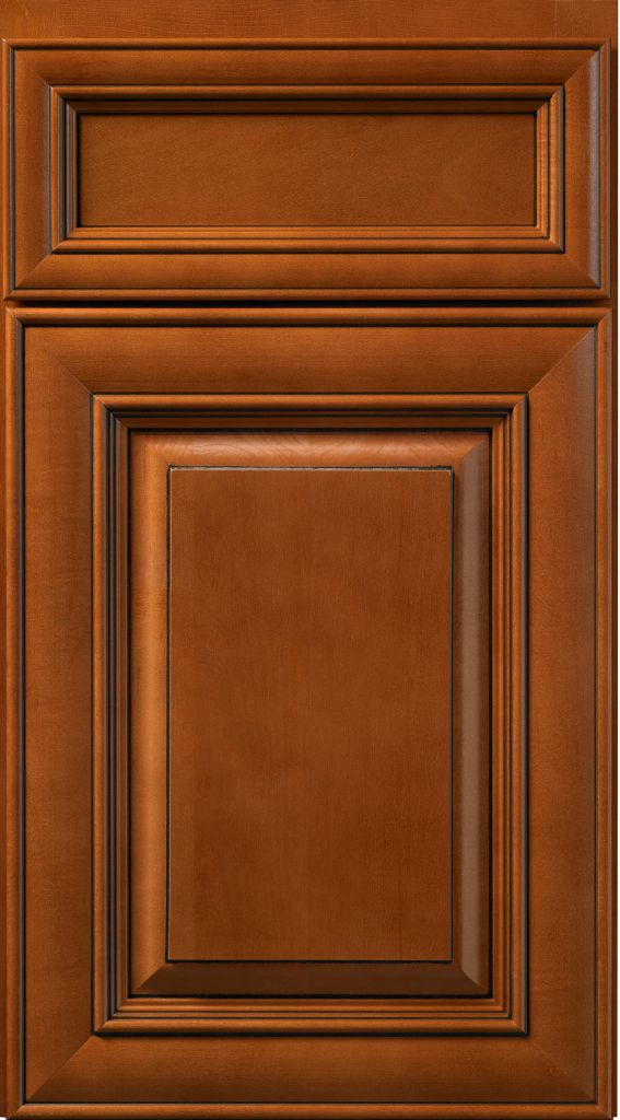 Hudson Heritage With Chocolate Glaze Sample Door