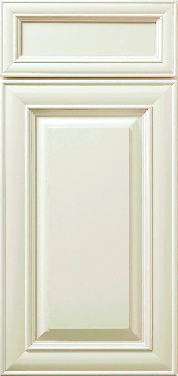 - Hudson Painted Antique White Kitchen Cabinets