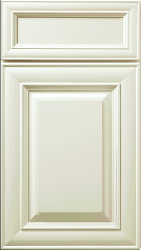 Hudson Painted Antique White Sample Door