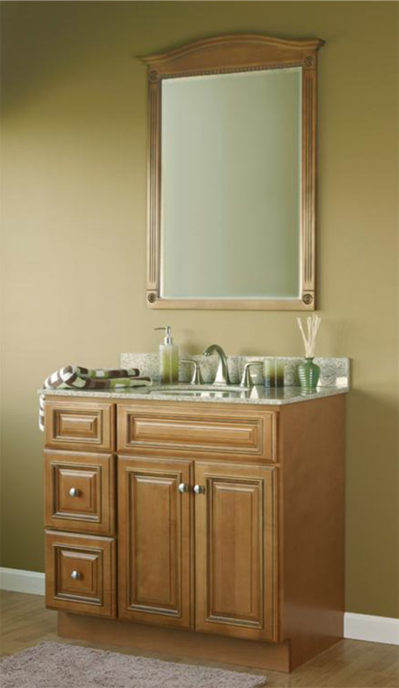 Kingston Bathroom Cabinets