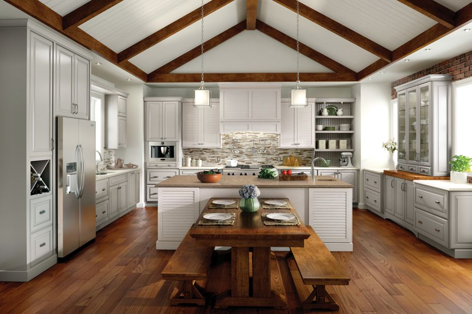 Medallion Cabinetry Bahamas And Brookhill Kitchen Cabinets