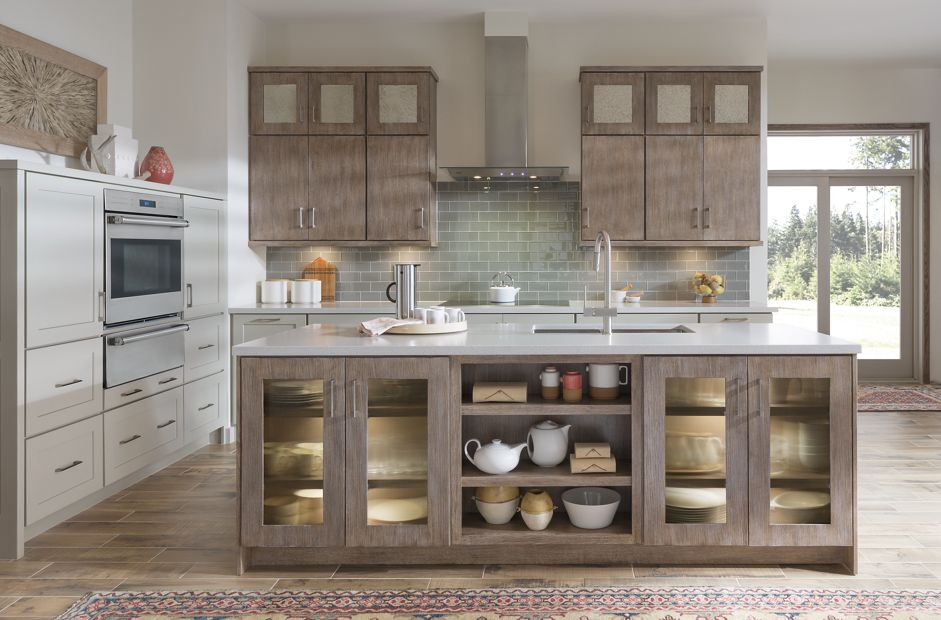 Medallion Bella And Mission Kitchen Cabinets