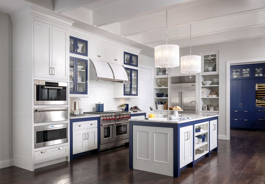 Medallion Loxley And Bayside Kitchen Cabinets