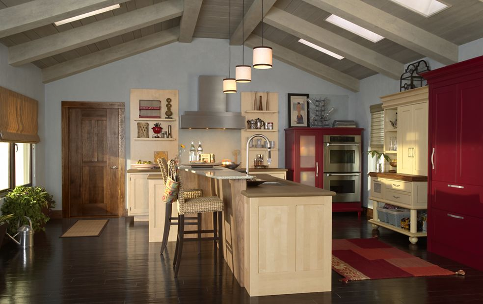 Medallion Cabinetry Oasis Kitchen Cabinets