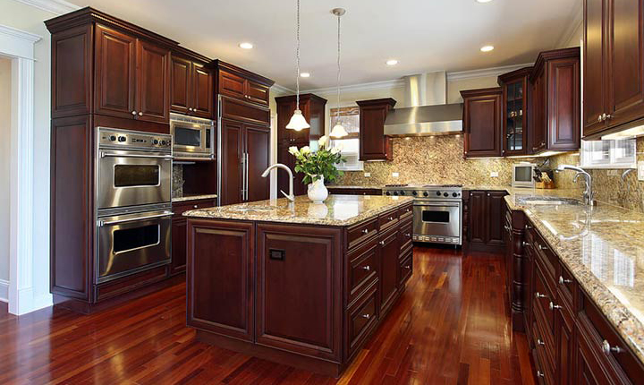 pacifica kitchen cabinets