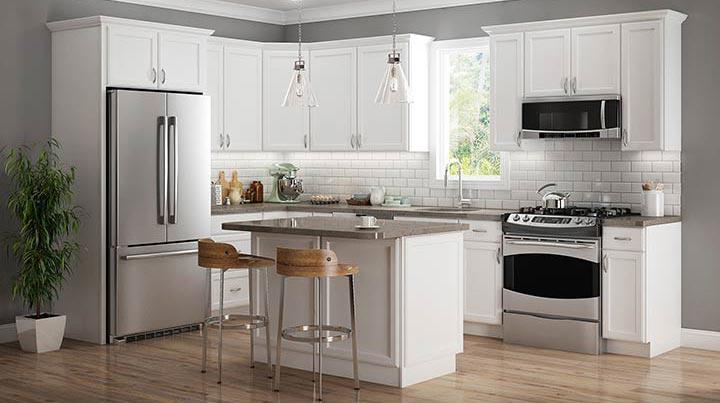 Plymouth Kitchen Cabinets