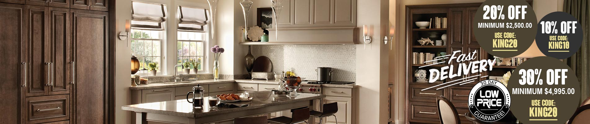 Ready To Assemble Kitchen Cabinets Earthy Vintage Styled Kitchen Shelves Kitchen Cabinets From