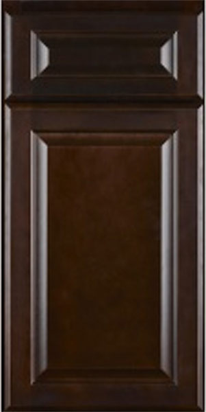 Quincy Espresso Sample Door