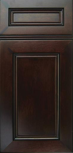 Recessed Panel Kitchen Cabinets