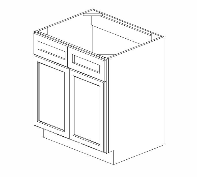 S3621 vanity cabinets vanity double door base cabinet for Bathroom cabinets york pa
