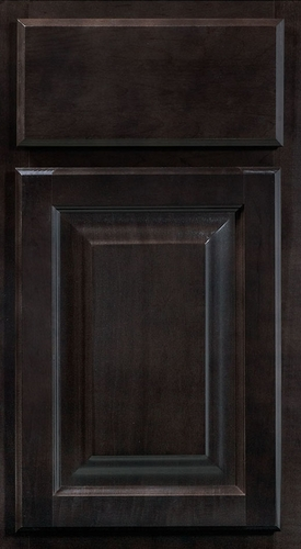 Saginaw Dark Sable Sample Door