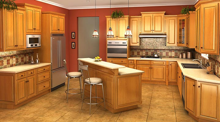 slab cabinets kitchen wood kitchen cabinets ready to assemble 2295
