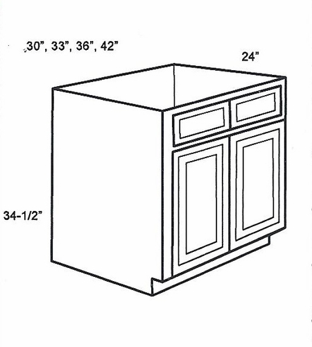 kitchen cabinet bases sb42 base cabinets sink base cabinet classic white shaker 2362
