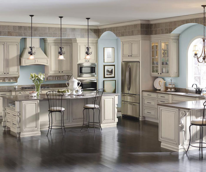 Selena Maple Kitchen Cabinets