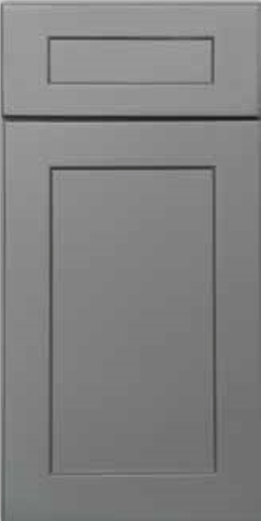 Shaker Grey Sample Door