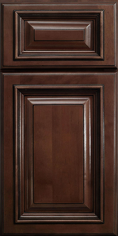 Signature Brownstone Sample Door