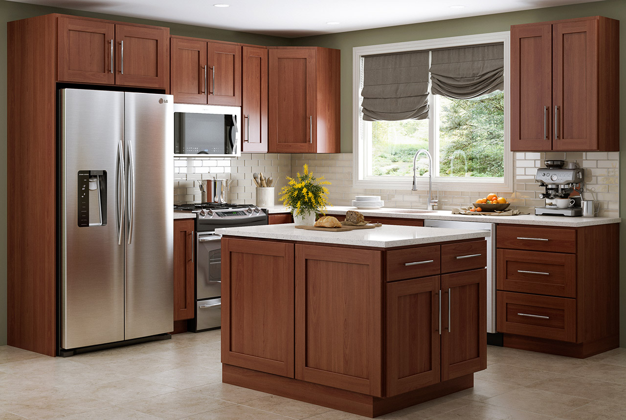 Rta wood kitchen cabinets ready to assemble kitchen for Assembled kitchen cabinets cheap