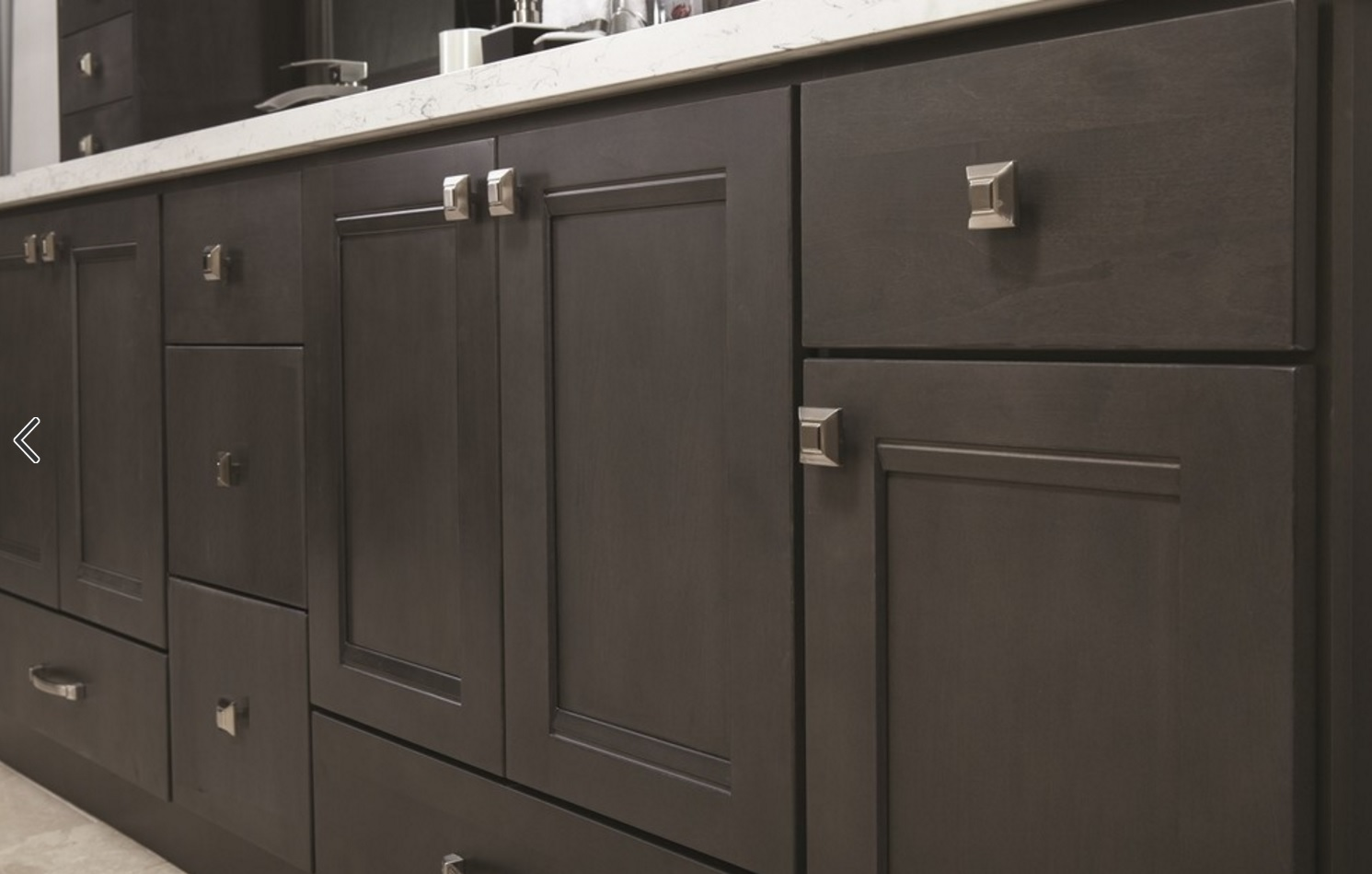 Starmark Kitchen Cabinets Urbandale Grey Stained Kitchen Cabinets