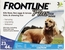 12 month Frontline Plus for Dogs 23-44 lbs