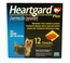 12 MONTH Heartgard Plus Blue for Dogs up to 25 lbs