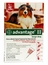 6 MONTH Advantage II Flea Control for Dogs 21-55 lbs