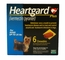 6 MONTH Heartgard Plus Blue for Dogs up to 25 lbs