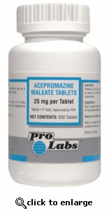 Acepromazine 10mg Tablet 100ct
