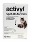 Activyl for Cats over 9 lbs 6 Pack