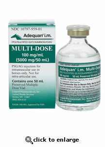 Adequan Equine Multi-Dose 5000 mg/50 ml