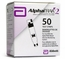 AlphaTRAK 2 Test Strips 50 ct