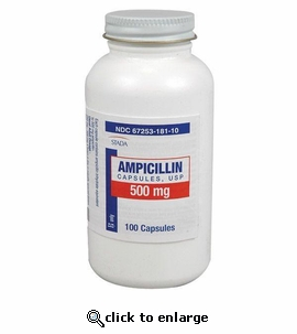 Ampicillin- Anyone used it? - Prescription acne ...