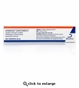 Animax Ointment For Dogs Ear Infections