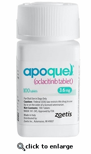 Apoquel 3.6mg - Per Tablet