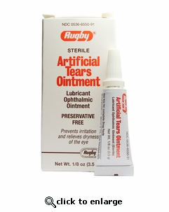 Artificial Tears Ointment 3.5g