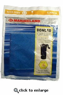Bonded Filter Sleeve Rite-Size U 1pk