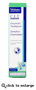 C.E.T. Enzymatic Vanilla-Mint Flavored Toothpaste