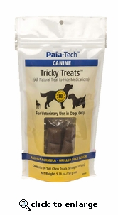 Canine Tricky Treats Grilled Duck Flavor 30 ct