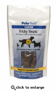 Canine Tricky Treats Roasted Chicken Flavor 30 ct
