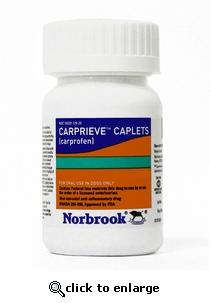 Carprieve Caplets (Norocarp) 75mg 60ct