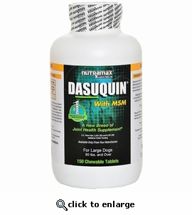 Dasuquin with MSM for Large Dogs (150 Tabs)