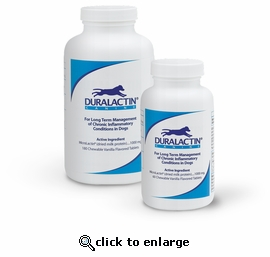 Duralactin for Dogs 60 Tablets