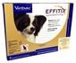 Effitix Topical Solution for Dogs 5 - 10 lbs. - 3 month