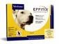 Effitix Topical Solution for Dogs 11 - 22.9 lbs single dose
