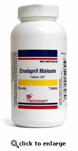Enalapril 20mg (per tablet)