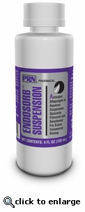 Endosorb Suspension 4 oz