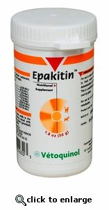 Epakitin for Dogs and Cats 60g