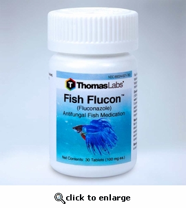 Fish Flucon (Fluconazole) 100mg 30 ct