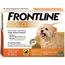 3 Month Frontline Gold for Dogs 5-22 lbs.